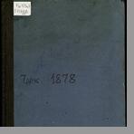 Псковская губернская земская управа  Доклады Псковской губернской земской управы XIV очередному губернскому земскому собранию. 7 декабря 1878 года