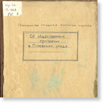 Псковская уездная земская управа  Об общественном призрении в Псковском уезде
