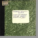 Псковское губернское земство  Смета на содержание Больницы душевнобольных Псковского губернского земства на 1905 год